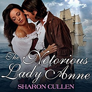 The Notorious Lady Anne audiobook by Sharon Cullen