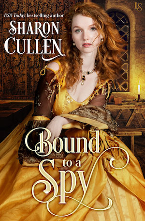 Bound to a Spy by Sharon Cullen