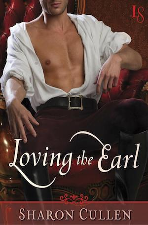Loving the Earl by Sharon Cullen