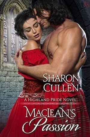 MacLean's Passion by Sharon Cullen